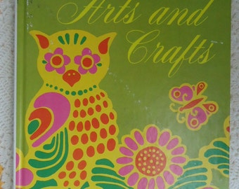 Lee Wards Illustrated Library of Arts and Crafts 1972