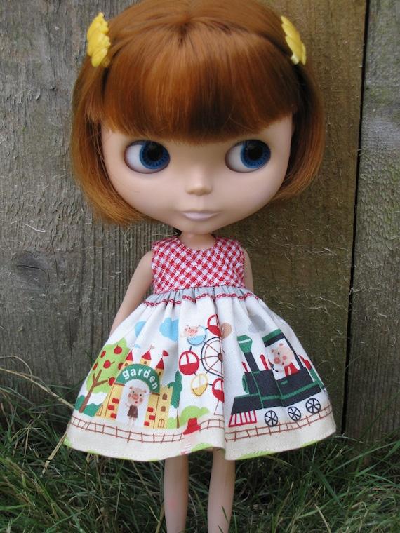 Simply Pretty dress - County Fair