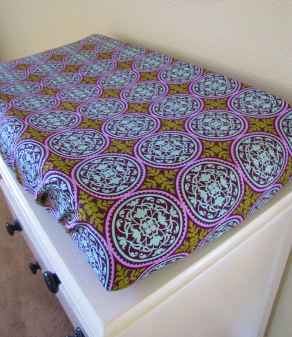 Ironwork Changing Pad Cover Ready to Ship