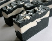 Charcoal Complexion Facial Soap - Handmade Cold Process