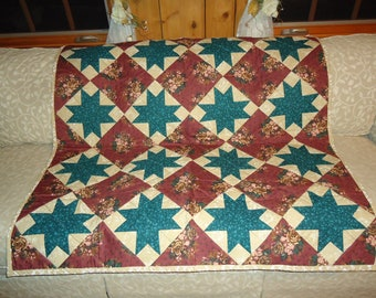 Star Table Cloth or Wall Hanging