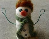 Sandy the Snowman
