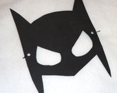 NEW Batman mask goes great with our superhero capes.