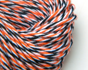 Halloween Baker's Divine Twine , Orange and Black, 25 yards or 75 feet, Limited Edition