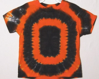 Tie Dye Shirt, Oregon State Beavers Football T-Shirt Kids size 18 months