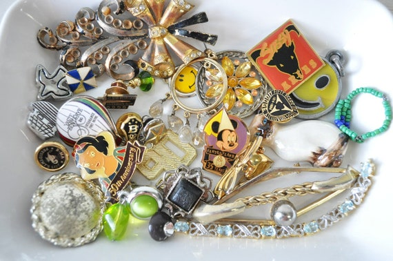 upcycle, recycle, reinvent vintage Destash Pearls, Rhinestone, gold  Jewelry for Jewelry Making, Art Projects, Etc.