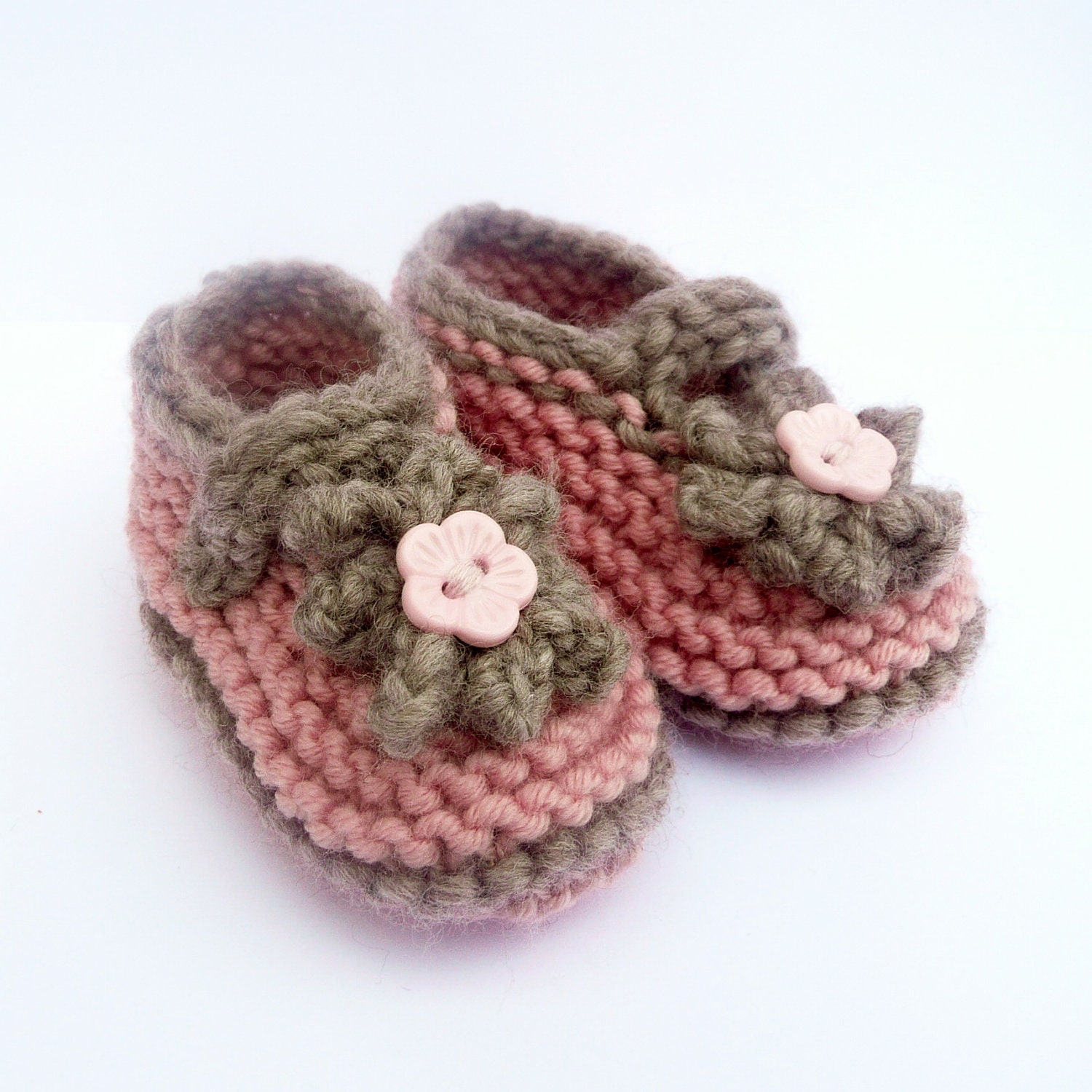 Baby Knitting Pattern Baby Shoe Pattern Seamless Cute