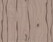 Light Wood 100% cotton fabric 1 yard x 44 inches