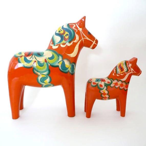 Extra Large Red Dala Horse