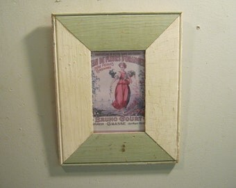 Shabby Architectural Salvaged Reclaimed Wood photo Picture Frame 4 X 6 S 548-12