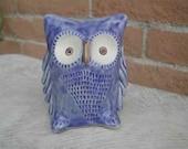 Owl Spirit Rattle