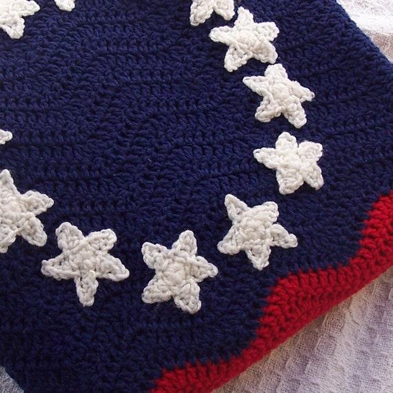 Rippled american flag crochet pattern pakbit for american flag afghan crochet ripple blanket red white blue dt1010fo
