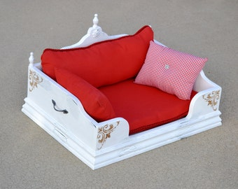 Luxury Dog Bed, Luxurious Pet Bed, Top of the Line Dog Bed, Luxurious Dog Bed