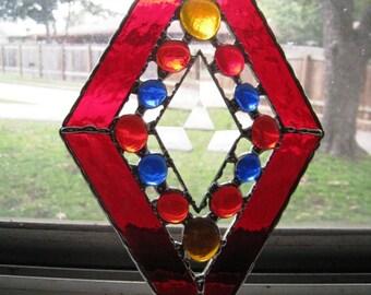 Diamond Stain Glass