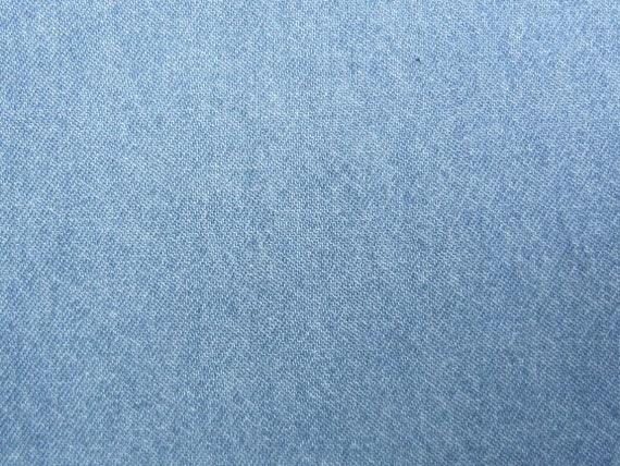 Items Similar To 8 Oz Stonewash Light Blue Denim Fabric