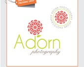 OOAK Exclusive Premade Logo and Watermark  -  Branding -  Photography - Small Business (OOAK101)