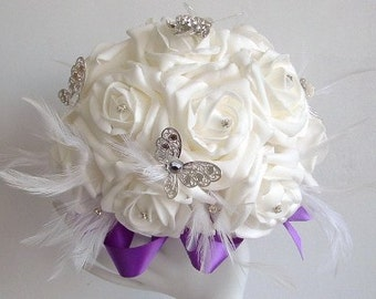 The White Collection - Brides Bouquet