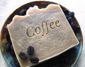 Coffee Shampoo Bar with Jojoba - Vegan Shampoo Bar - SLS Free
