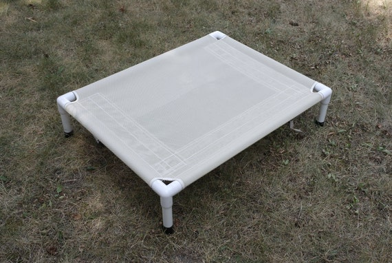 Private Listing For Erica Clearance Dog Cots 2 Almond Mesh Dog Cots 28x36x8 With 2 Sets Of Chew Guards