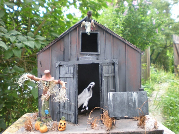 Haunted Creek Barn