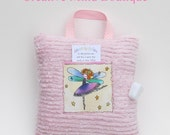 Girl Tooth Fairy Pillow Pink - Lou Anna the Tooth Fairy Ballerina