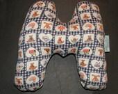 Soft Stuffed Teddy Bear Letter Pillow