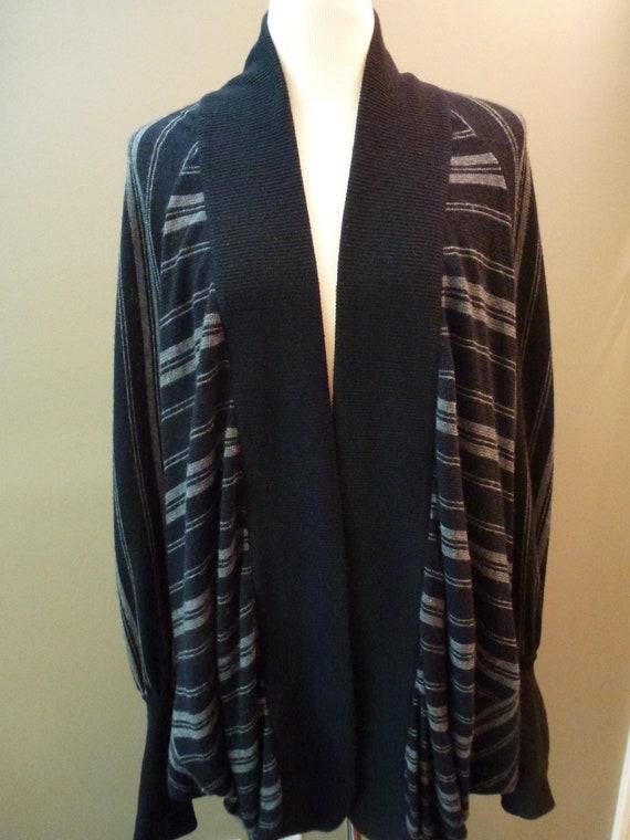 Vintage Laura Biagiotti Pret A Porter Boho Sweater Italian