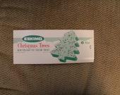 VINTAGE NOS Christmas Tree Eskimo Card