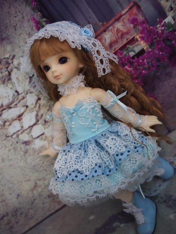 My Blue Fairylady Set for Yosd
