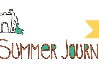 PDF zine: Summer Journalling