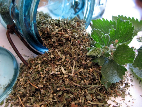 Catnip pungent organic dried herb 1 ounce free shipping when ordered with another item