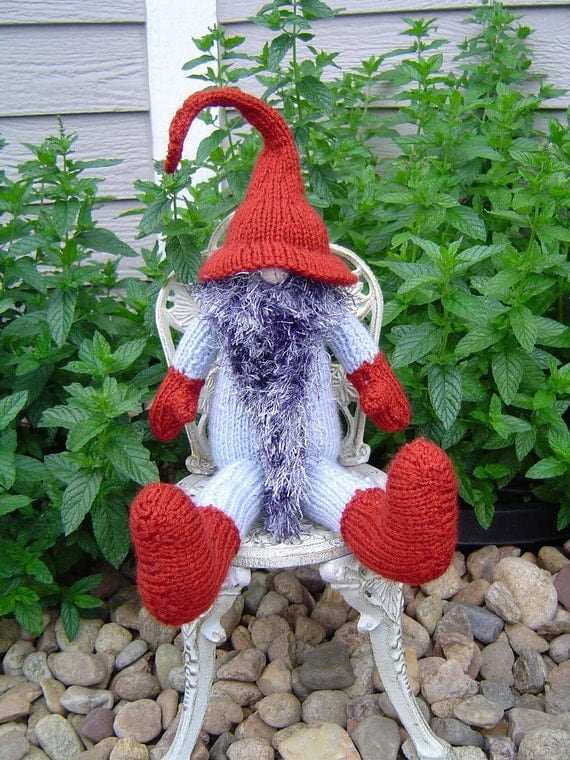 Knitted Gnome