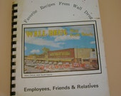 Favorite Recipes From Wall Drug Store, Wall, South Dakota, Cookbook - First Edition 1978