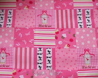 SALE - Girls Collection - Fat Quarter (ma0426)