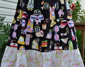 Gypsy Hippie Patchwork Summer Skirt