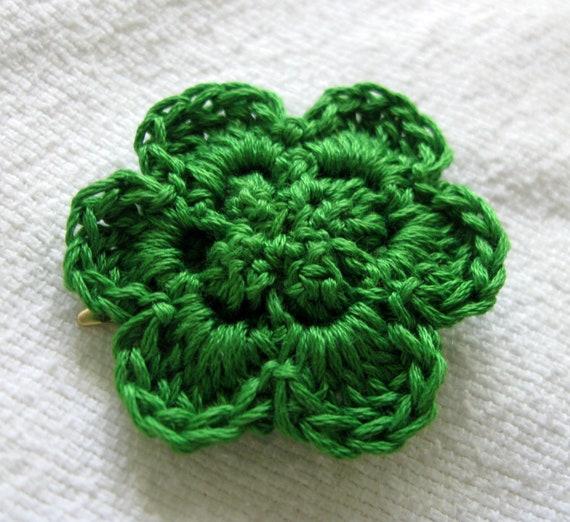 Crochet Boutonniere Green Pinwheel Lapel Buttonhole by ...