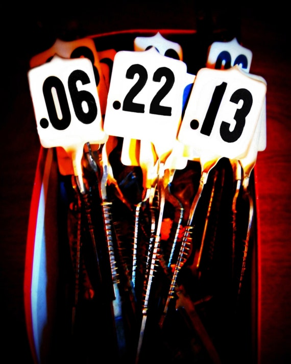 Customized Wedding Date Photo of Vintage Cash Register Keys With Your Date