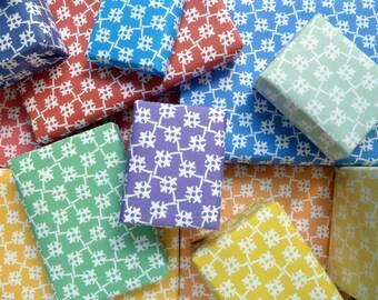Printable Paper - Multicolor Pattern Digital Wrapping Paper - Digital Paper - Digital Papers - Printable Wrapping Paper - Scrapbooking Paper
