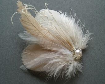RUSH--Wedding Hair Piece