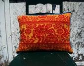 PDF Knitting Knitting Pattern- Papel Picado Fair Isle Pillow