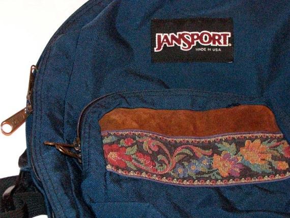 RESERVED for COLLEEN - Jansport Backpack