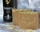 Stout Beer and Irish Oatmeal Soap
