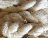 Merino Wool - Washable Wool - Natural Undyed Superwash Merino Wool Yarn - It's WASHABLE
