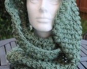 RESERVED for Heather Larsen - Infinity Cowl