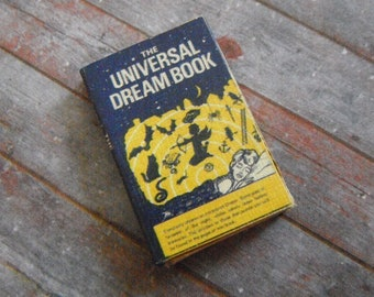 Miniature Book of Dreams