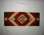 Quilt Kit Table Runner Robyn Pandolph Designer 13 x 40 French Braid Pre-Cut with Backing