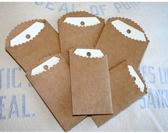 Melissa Frances - Tags and Bags - Project Embellishment --