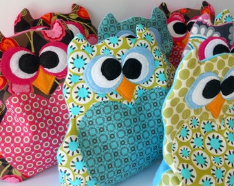 COMMERCIAL USE PDF Pattern and Instructions for Love Bird Heating Pad, Rice Pad, Rice Pillow, Rice Bag, Heating Bag, Owl