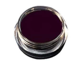 Non Toxic Mineral Gel Eyeliner Pot    Eggplant    Easy To Use Natural Gel Eyeliner