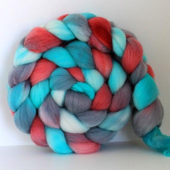 JAWS -  Merino Wool Top Roving 4oz